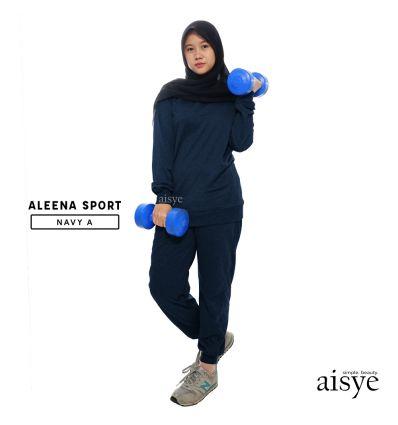 Aisye - Aleena Sport Navy A