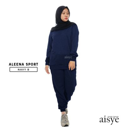 Aisye - Aleena Sport Navy B