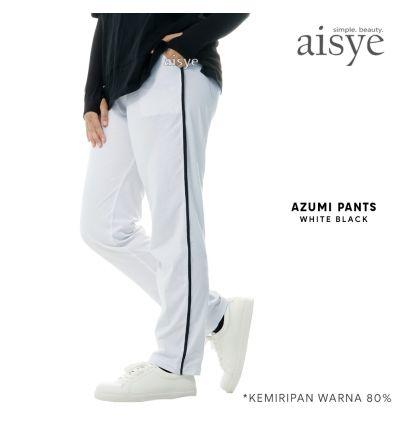 Aisye - Azumi Pants White Black