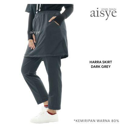 Aisye - Harra skirt Dark Grey