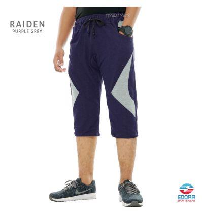 Edorasports - Bicycle Pants Raiden Purple Grey