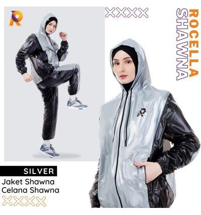 Rocella - Jaket Shawna Silver