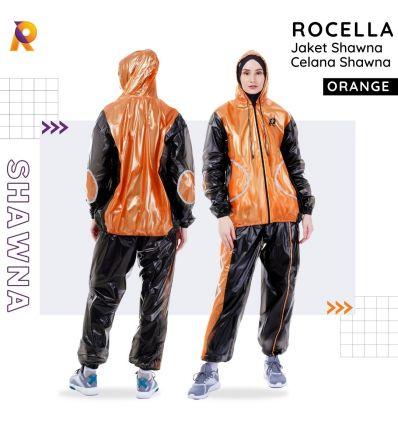Rocella - Jaket Shawna Orange