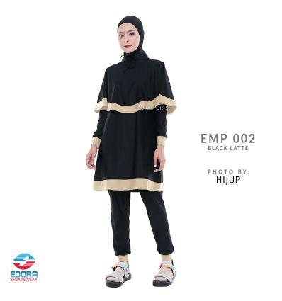 Edorasports - EMP 002 Black Latte