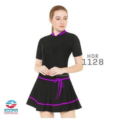 Baju Renang Wanita Edora Semi Cover HDR 1128