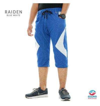 Edorasports - Bicycle Pants Raiden Blue White