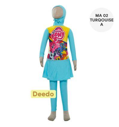Deedo - MA 02 Turquoise A