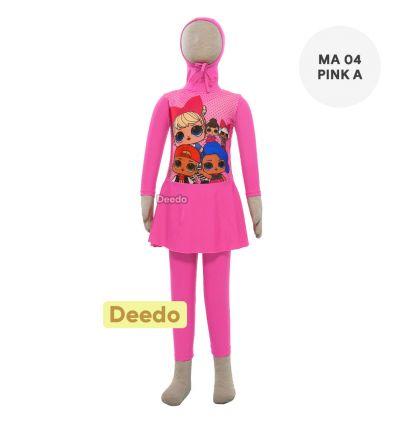 Deedo - MA 04 Pink A