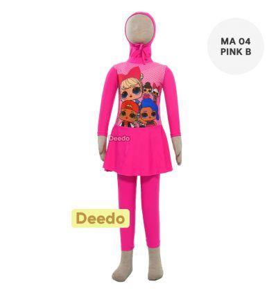 Deedo - MA 04 Pink B