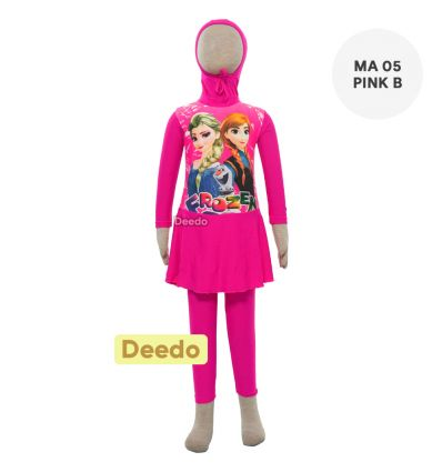 Deedo - MA 05 Pink B