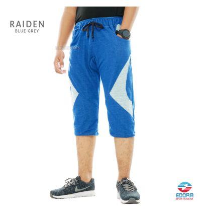 Edorasports - Bicycle Pants Raiden Blue Grey