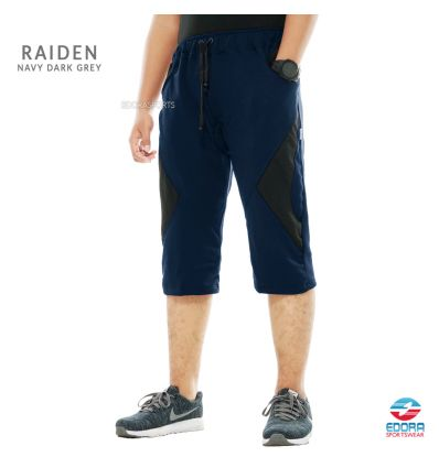 Edorasports - Bicycle Pants Raiden Navy Dark Grey