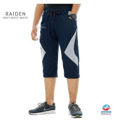 Edorasports - Bicycle Pants Raiden Navy Misty White