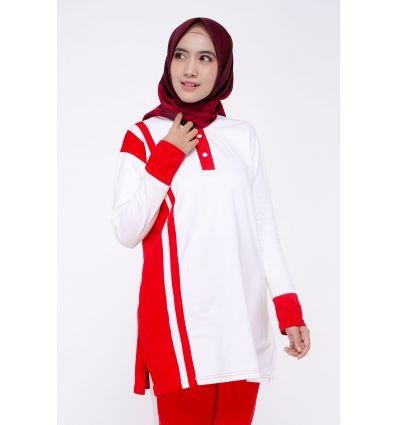 Rocella Kaos Zamora Red White