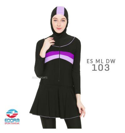 Baju Renang Muslimah Edora ES ML DW 103