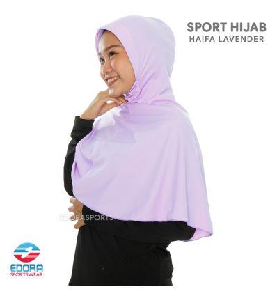 Sport Hijab - Haifa Lavender