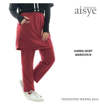 Aisye - Harra Skirt Maroon B