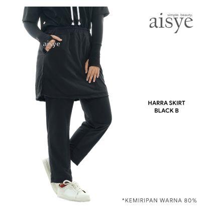 Aisye - Harra Skirt Black B
