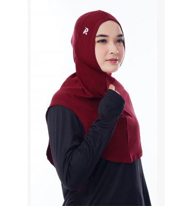 Rocella - Hijab Sonia Maroon