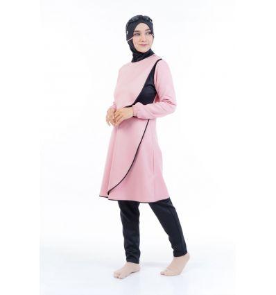 Rocella Swimwear Greysia Dusty Pink