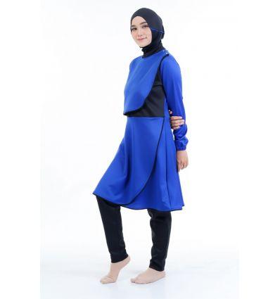 Rocella Swimwear Greysia Electric Blue