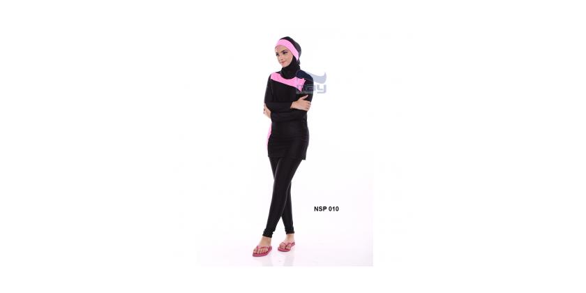 Wanita Muslim Harus Punya Baju Renang Hijab Murah